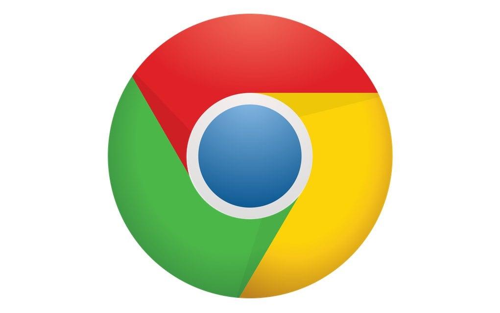 Google Chrome Logo 2018