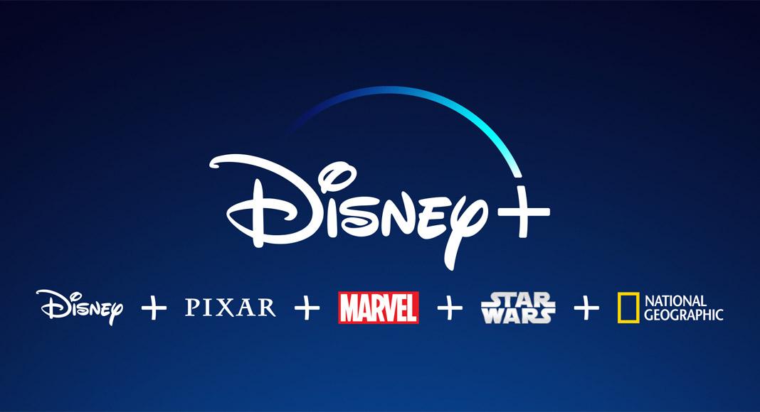 Disney+ filmtjänst