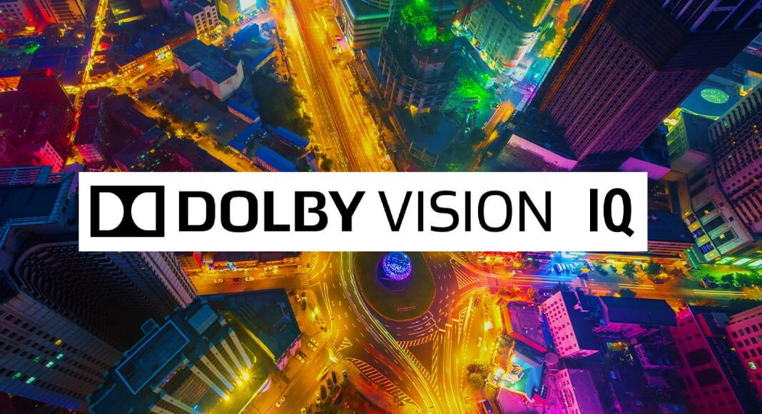 Dolby Vision IQ 2020